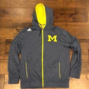 Adidas Hoodie Michigan wolverines